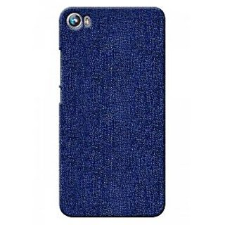 G.store Printed Back Covers for Micromax Canvas Fire 4 A107 blue 37278