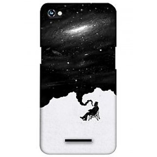 G.store Printed Back Covers for Micromax Canvas Hue 2 A316  Multi 37516