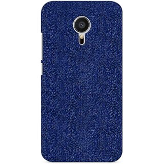 G.store Printed Back Covers for Meizu MX5 blue 36478