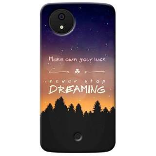 G.store Printed Back Covers for Micromax Canvas A1 Multi 36727