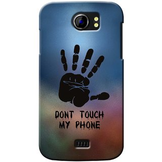 G.store Printed Back Covers for Micromax Canvas 2 A110 Multi 37148