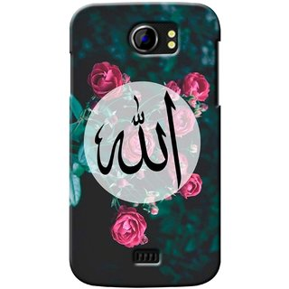 G.store Printed Back Covers for Micromax Canvas 2 A110 Multi 37153