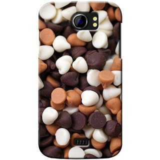 G.store Printed Back Covers for Micromax Canvas 2 A110 Multi 37155