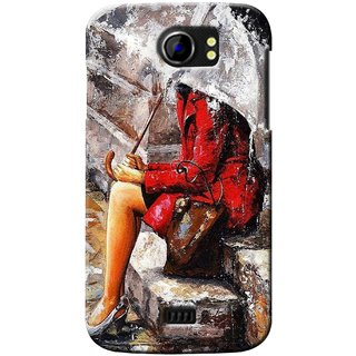 G.store Printed Back Covers for Micromax Canvas 2 A110 Multi 37161