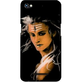 G.store Printed Back Covers for Micromax Canvas Hue 2 A316  Black 37580