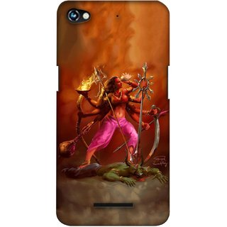 G.store Printed Back Covers for Micromax Canvas Hue 2 A316  Multi 37582
