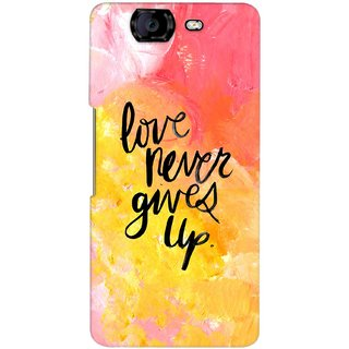 G.store Printed Back Covers for Micromax Canvas Knight A350 Multi 37728
