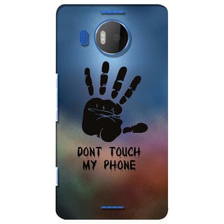 G.store Printed Back Covers for Microsoft Lumia 950 XL Multi 39048