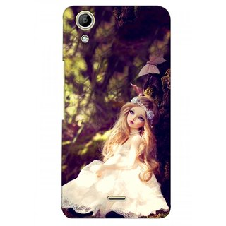 G.store Printed Back Covers for Micromax Canvas Selfie Lens Q345  Multi 38188