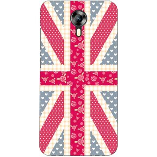 G.store Printed Back Covers for Micromax Canvas Xpress 2 E313 Multi 38215
