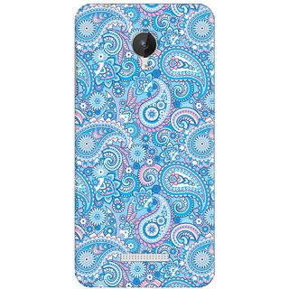 G.store Printed Back Covers for Micromax Canvas Spark Q380 Multi 38417