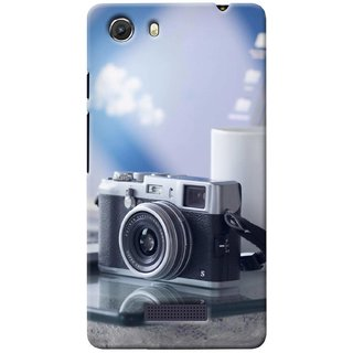 G.store Printed Back Covers for Micromax Unite 3 Q372 Multi 38633