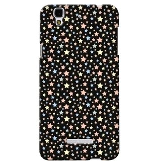G.store Printed Back Covers for Micromax YU Yureka Black 38871