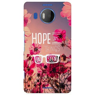 G.store Printed Back Covers for Microsoft Lumia 950 XL Multi 39084