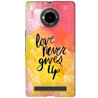 G.store Printed Back Covers for Micromax YU Yuphoria Multi 38728