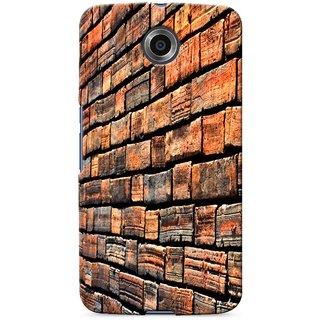 G.store Printed Back Covers for Motorola Google Nexus 6 Multi 39131