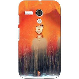 G.store Printed Back Covers for Motorola Moto G Multi 39470