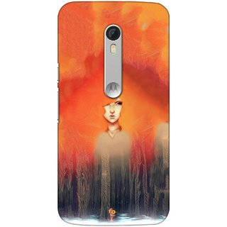 G.store Printed Back Covers for Motorola Moto X Play Multi 39870