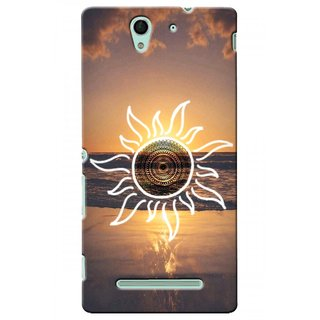 G.store Printed Back Covers for Sony Xperia C3 Multi 45566