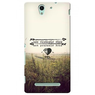 G.store Printed Back Covers for Sony Xperia C3 Multi 45585