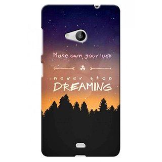 G.store Printed Back Covers for Microsoft Lumia 535 Multi 40227