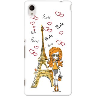 G.store Printed Back Covers for Sony Xperia M4 Aqua  Multi 46106
