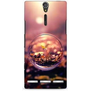 G.store Printed Back Covers for Sony Xperia S Multi 46321