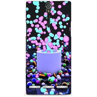 G.store Printed Back Covers for Sony Xperia S Multi 46322