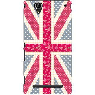 G.store Printed Back Covers for Sony Xperia T2 Ultra Multi 46515