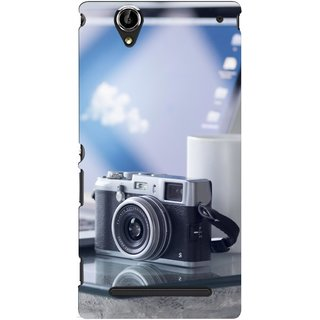 G.store Printed Back Covers for Sony Xperia T2 Ultra Multi 46533