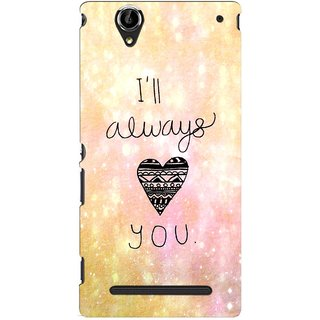 G.store Printed Back Covers for Sony Xperia T2 Ultra Multi 46536
