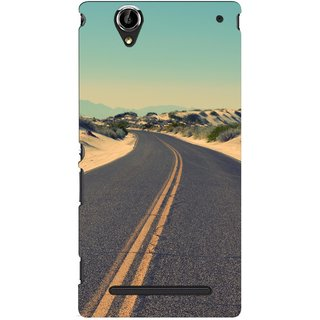 G.store Printed Back Covers for Sony Xperia T2 Ultra Multi 46538