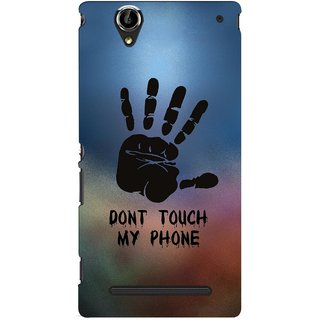 G.store Printed Back Covers for Sony Xperia T2 Ultra Multi 46548