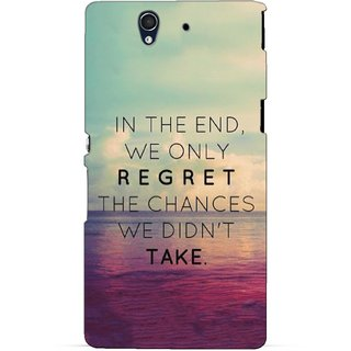 G.store Printed Back Covers for Sony Xperia Z Multi 46754