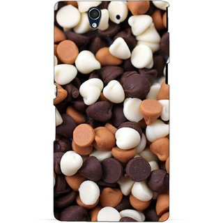 G.store Printed Back Covers for Sony Xperia Z Multi 46755