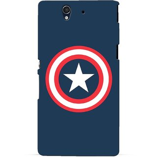 G.store Printed Back Covers for Sony Xperia Z Multi 46757