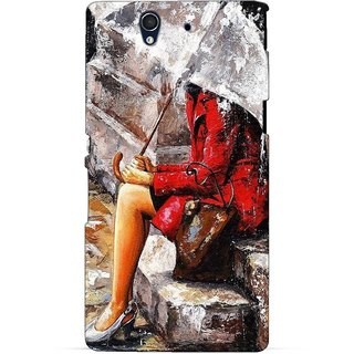 G.store Printed Back Covers for Sony Xperia Z Multi 46761
