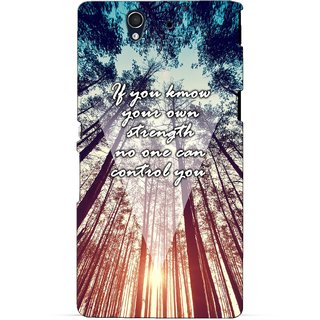 G.store Printed Back Covers for Sony Xperia Z Multi 46764