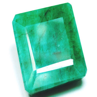 MANGLAM RAJ RATAN 5.25 Ratti Original Certified Panna Emerald Stone
