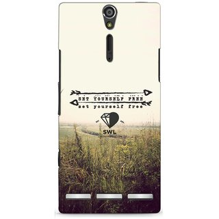 G.store Printed Back Covers for Sony Xperia S Multi 46385
