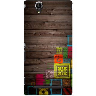 G.store Printed Back Covers for Sony Xperia T2 Ultra Multi 46598