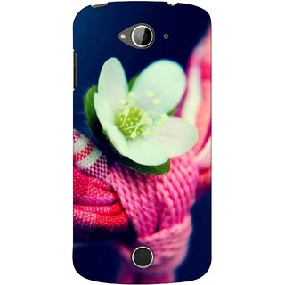 G.store Hard Back Case Cover For Acer Liquid Z530 48103