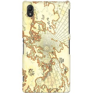 G.store Printed Back Covers for Sony Xperia Z2  Multi 46974