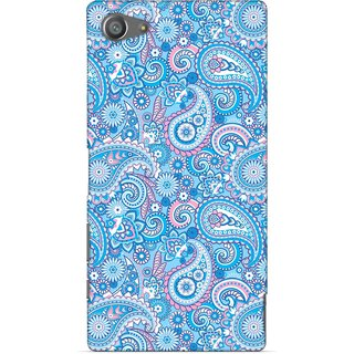 G.store Printed Back Covers for Sony Xperia Z5 Compact Multi 47417