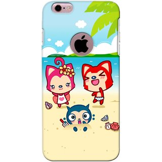 G.store Hard Back Case Cover For Apple iPhone 6 48445