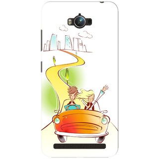 G.store Hard Back Case Cover For Asus ZenFone Max 48849