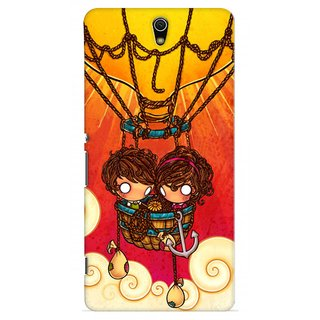 G.store Printed Back Covers for Sony Xperia C5 Ultra Multi 28967
