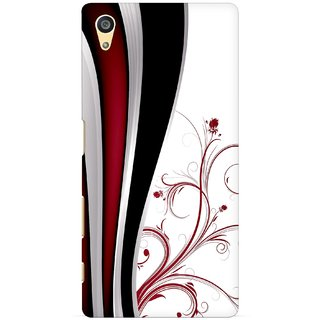 G.store Printed Back Covers for Sony Xperia Z5 White 29175