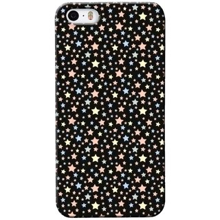 G.store Printed Back Covers for Apple iPhone 4S Black 29571