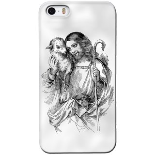 G.store Printed Back Covers for Apple iPhone 4 White 29500